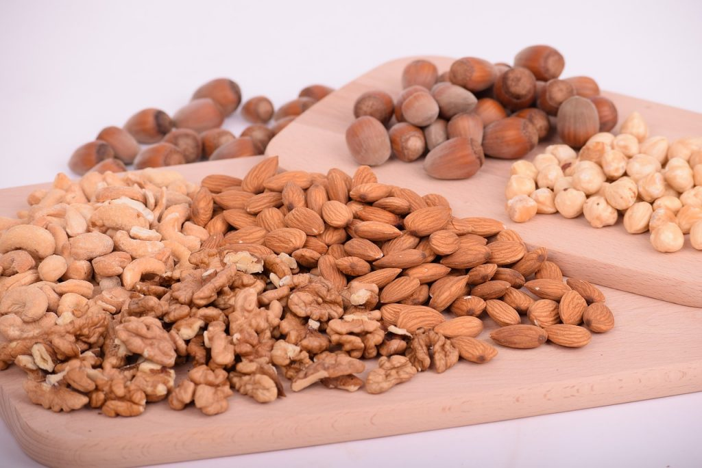 The 5 Healthiest Nuts
